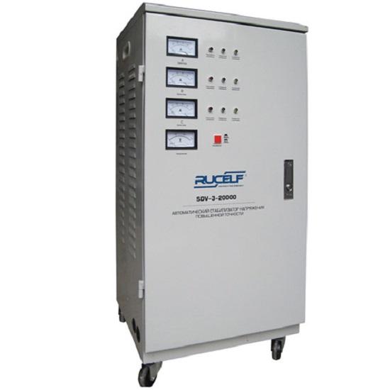 Стабилизатор RUCELF SDV-3-20000