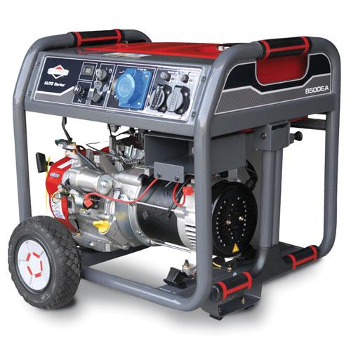 Генератор бензиновый Briggs&Stratton 8500ЕА  генератор бензиновый briggs