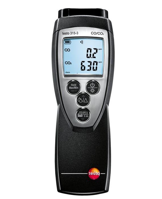 Газоанализатор Testo 315-3 без Bluetooth  газоанализатор testo 315 3 c bluetooth