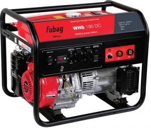 Подробнее о Сварочная электростанция FUBAG WHS 190 DC сварочная электростанция