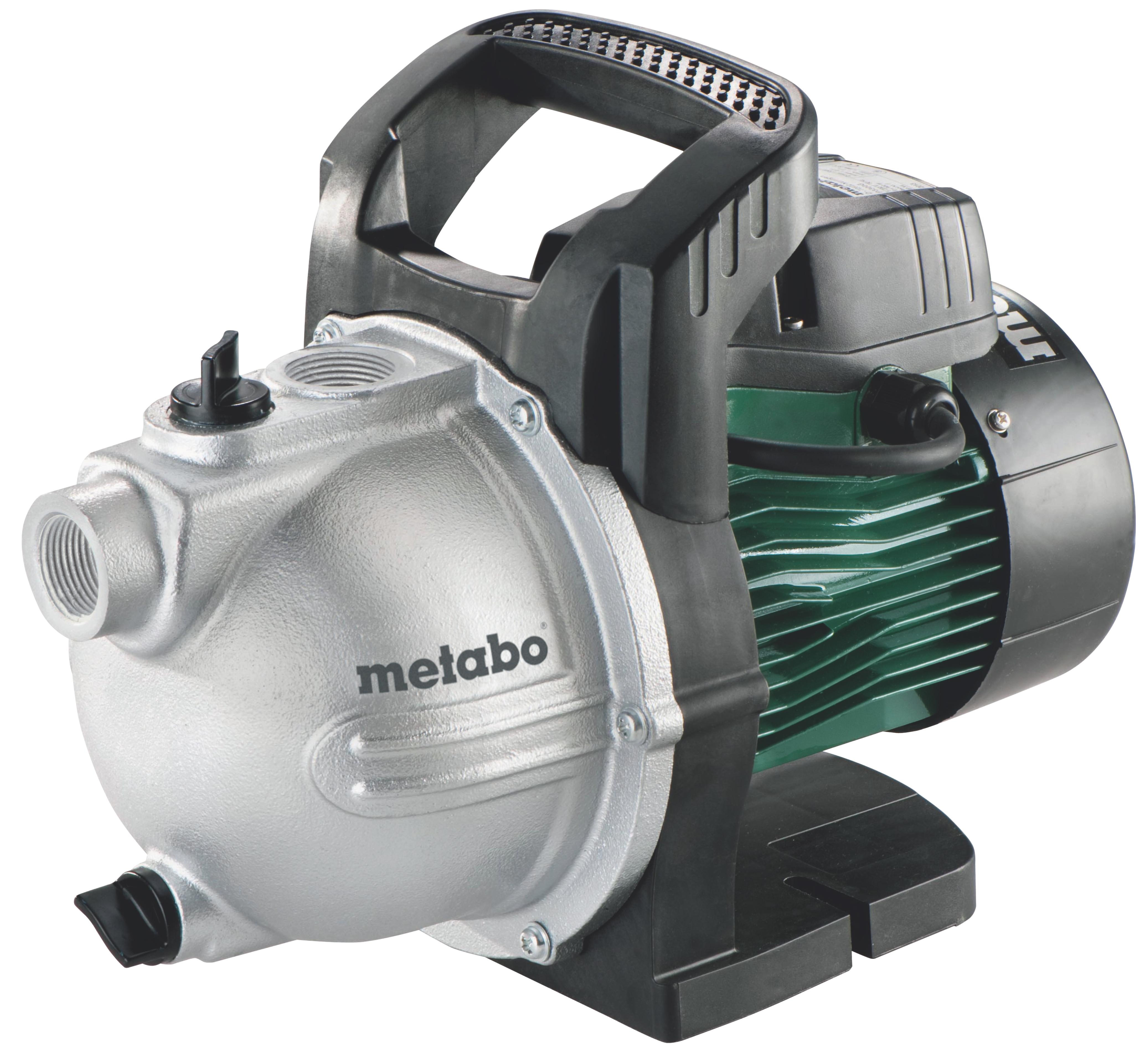 Поверхностный насос Metabo P 3300 G  поверхностный насос metabo p 2000 g