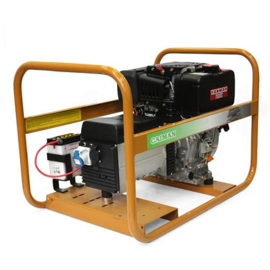 Подробнее о Генератор дизельный Caiman L100 DE дизельный генератор