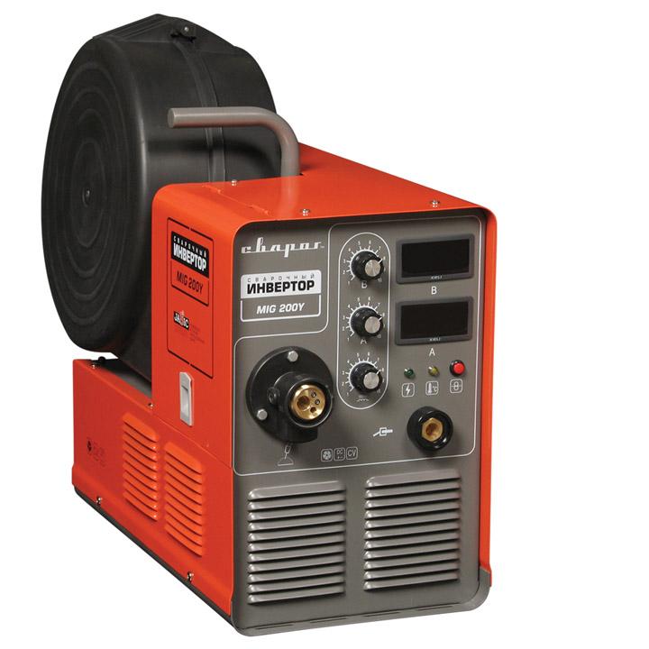Сварочный полуавтомат Сварог MIG 200 Y (J03)  сварочный полуавтомат сварог mig 250f j33