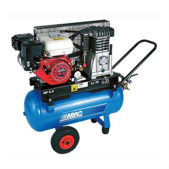 Бензиновый компрессор ABAC EngineAIR А39B/50 5HP  бензиновый компрессор abac engineair b4900 270 7hp