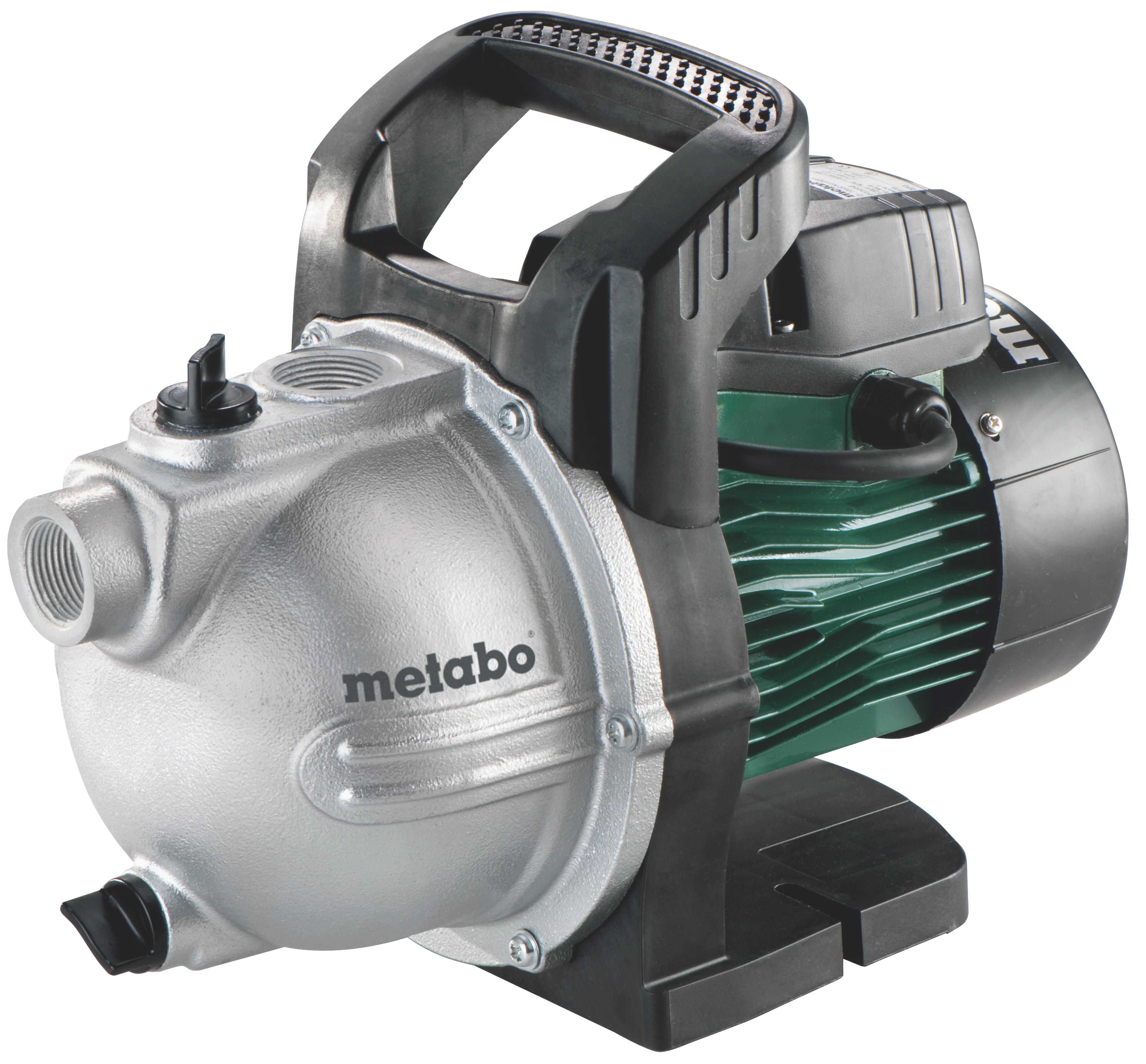 Поверхностный насос Metabo P 4000 G  поверхностный насос metabo p 2000 g