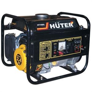 Подробнее о Генератор бензиновый Huter HT1000L электрогенератор бензиновый