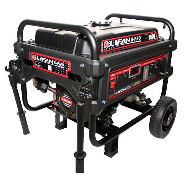 Бензиновый генератор Lifan S-Pro SP 2500