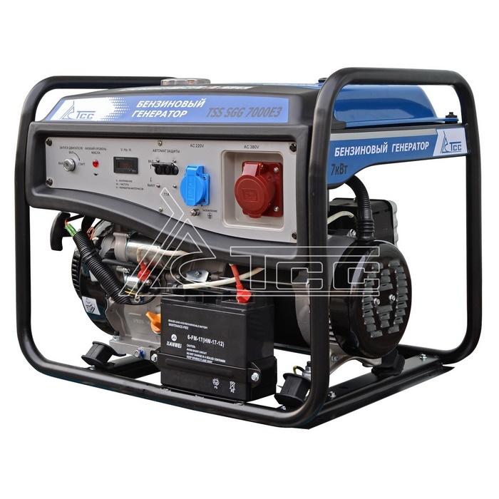 Генератор бензиновый трехфазный TSS SGG 7000E3 свитшот mexx mx3026530 tss 001