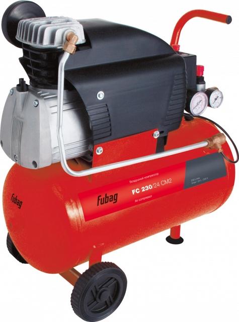 Компрессор воздушный FUBAG FС 230/24 CM2 компрессор воздушный fubag fс 230 50 cm2