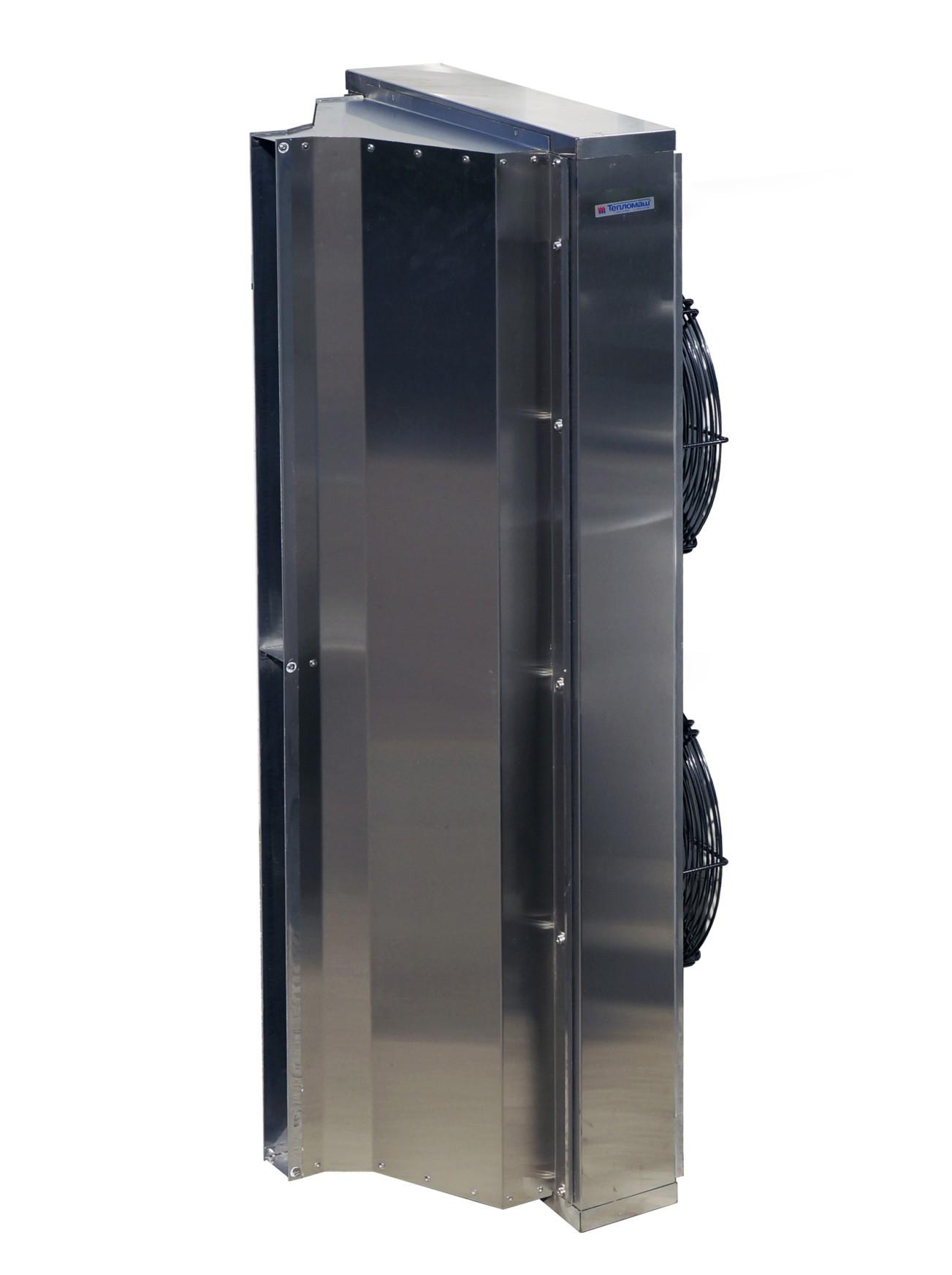 Тепловая завеса Тепломаш КЭВ-18П4050Е нерж. тепловая завеса тепломаш п7021a нерж