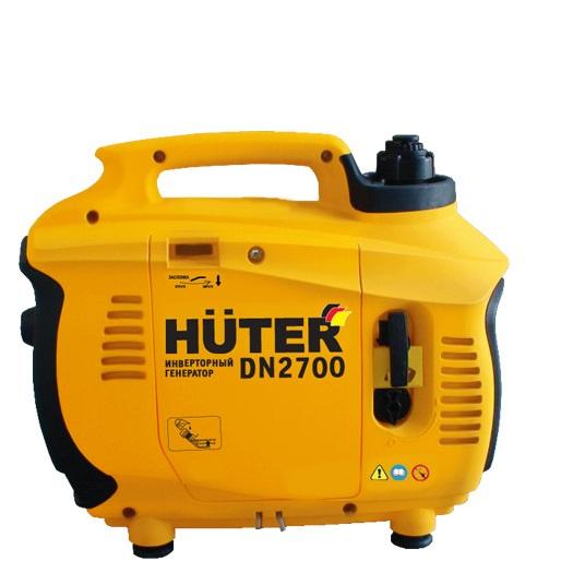 Инверторный генератор Huter DN2700 инверторный генератор huter dn1000