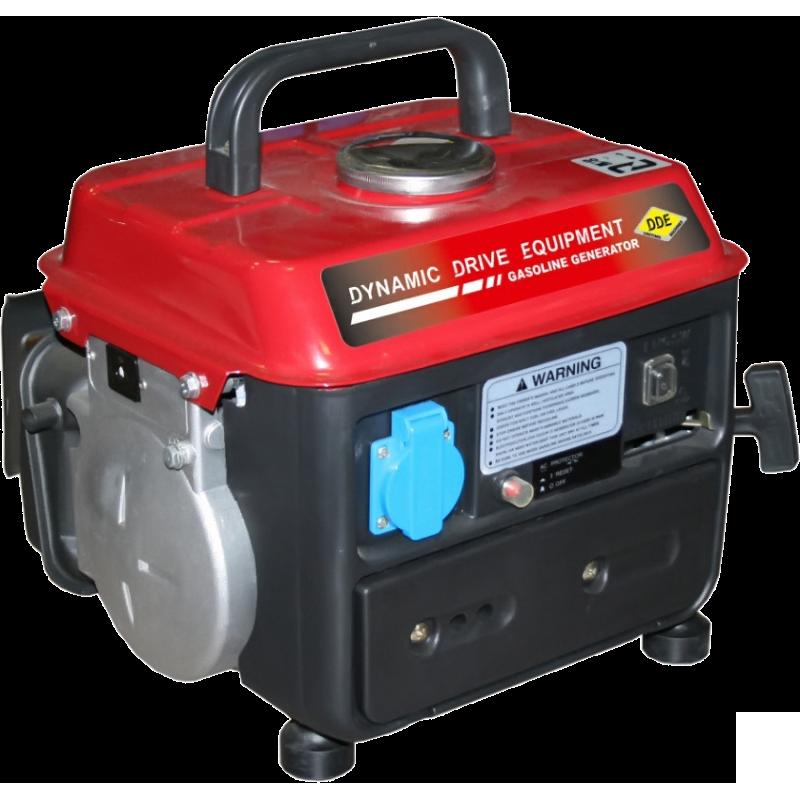 Бензиновый генератор DDE GG 950 DC  бензиновый генератор dde gg2700
