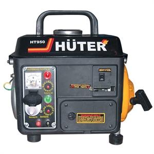Генератор бензиновый Huter HT950A электрогенератор huter ht950a