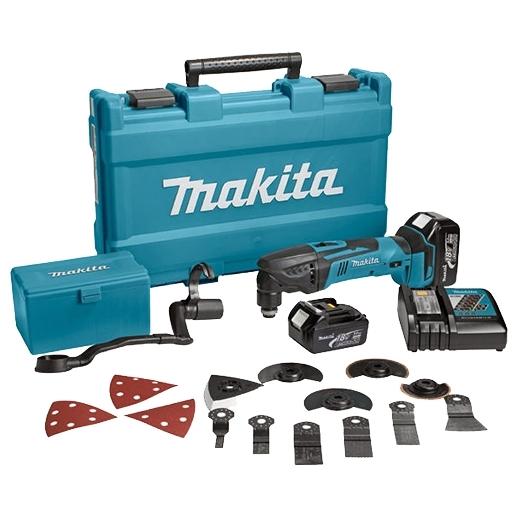 Мультитул Makita DTM50RFEX3