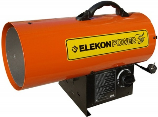 Тепловая газовая пушка Elekon Power FA-50P