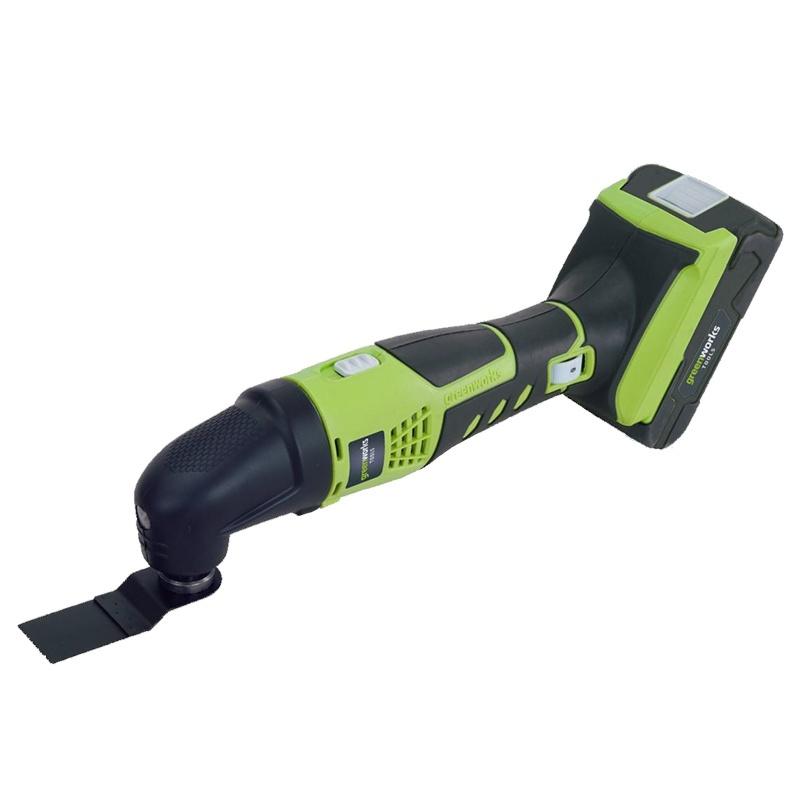 Аккумуляторный реноватор GreenWorks G24MTK2