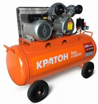 Поршневой компрессор КРАТОН AC-300-100-BDV  цены