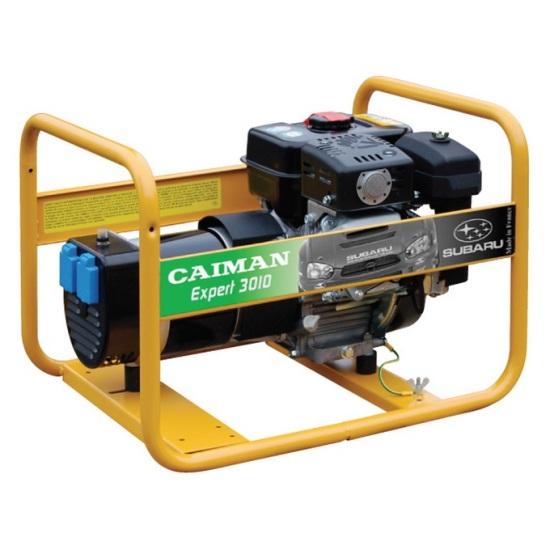 Генератор бензиновый Caiman Expert 3010X полуприцеп маз 975800 3010 2012 г в