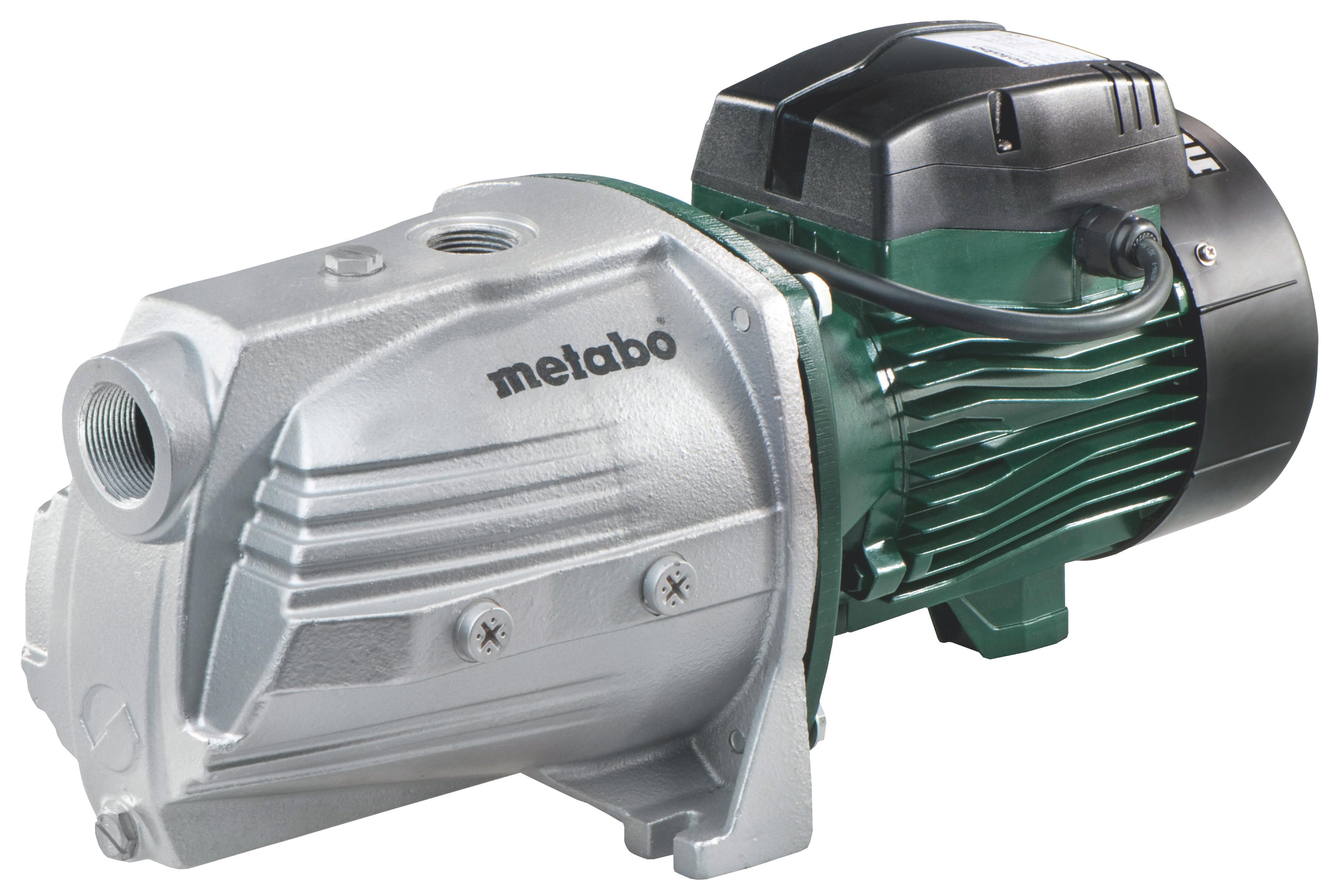 Поверхностный насос Metabo P 9000 G  поверхностный насос metabo p 2000 g