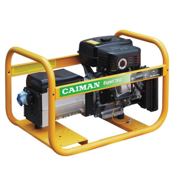Генератор бензиновый Caiman Expert 7510X