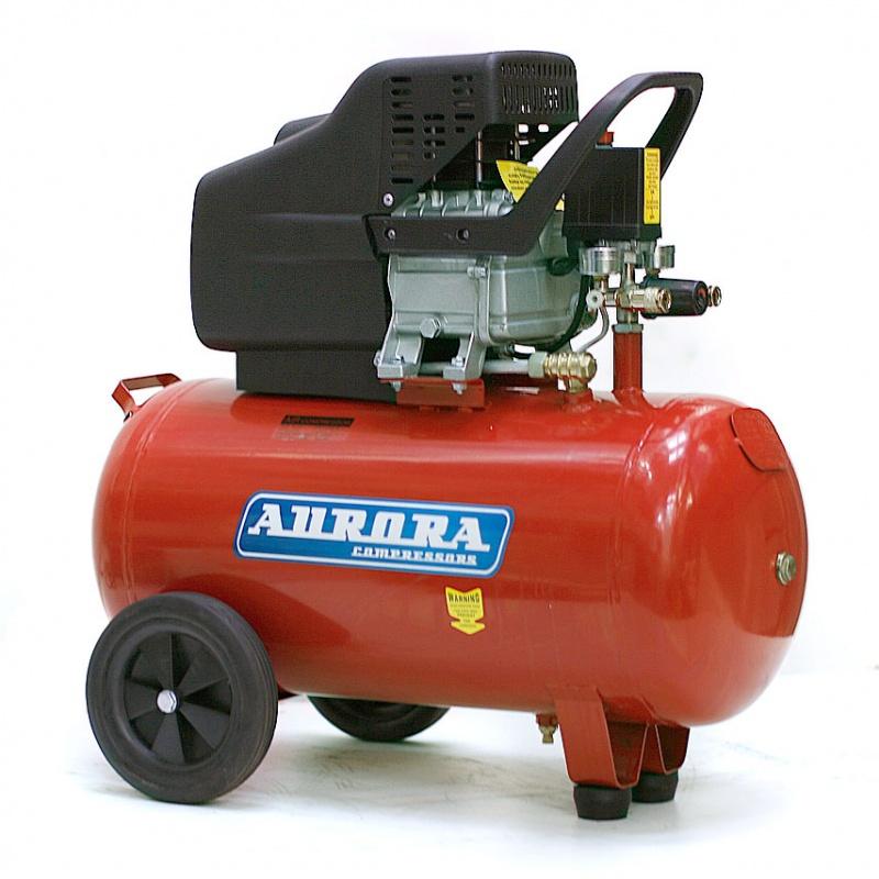 Воздушный компрессор Aurora WIND-50 воздушный компрессор aurora tornado 110