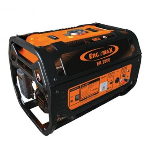 Генератор бензиновый Ergomax ER 2800  комплект ergomax для er 2800 3400