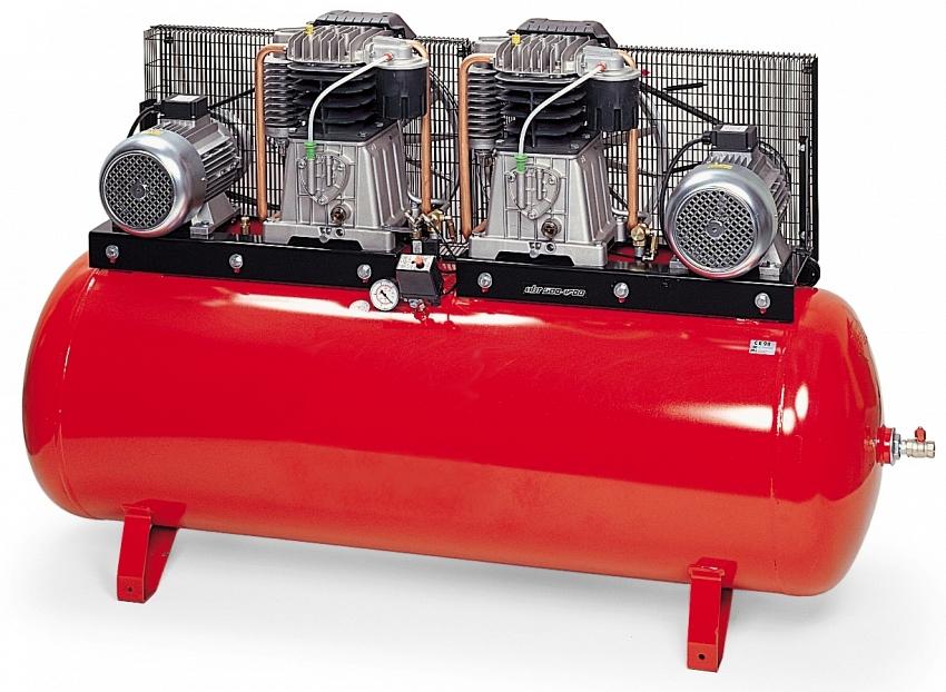 Компрессор воздушный FIAC ABT 500-1700B/16 поршневой компрессор fiac abt 500 1350