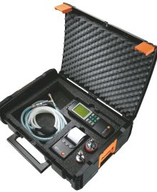 Базовый комплект Testo 312-4  переносной манометр testo 312 4
