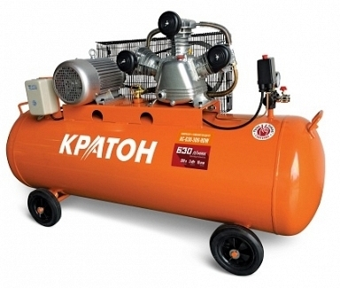 Поршневой компрессор КРАТОН AC-630-300-BDW  поршневой компрессор кратон ac 630 110