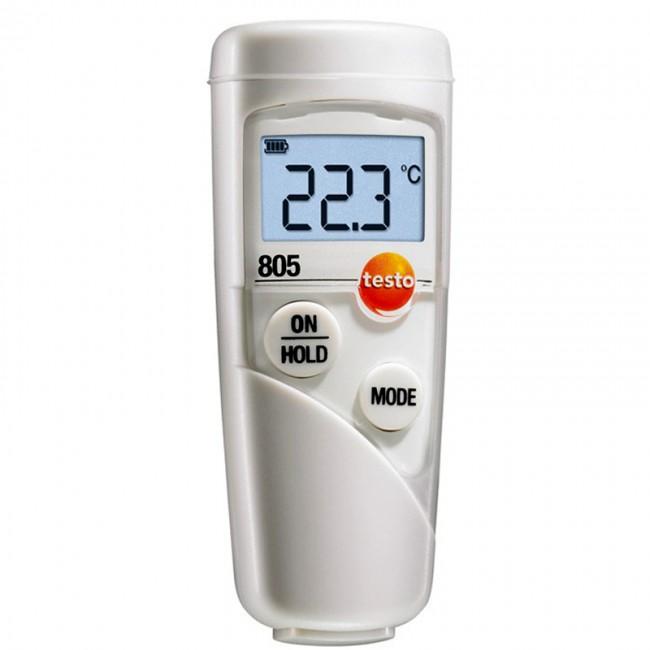 Бесконтактный термометр Testo 805  цены