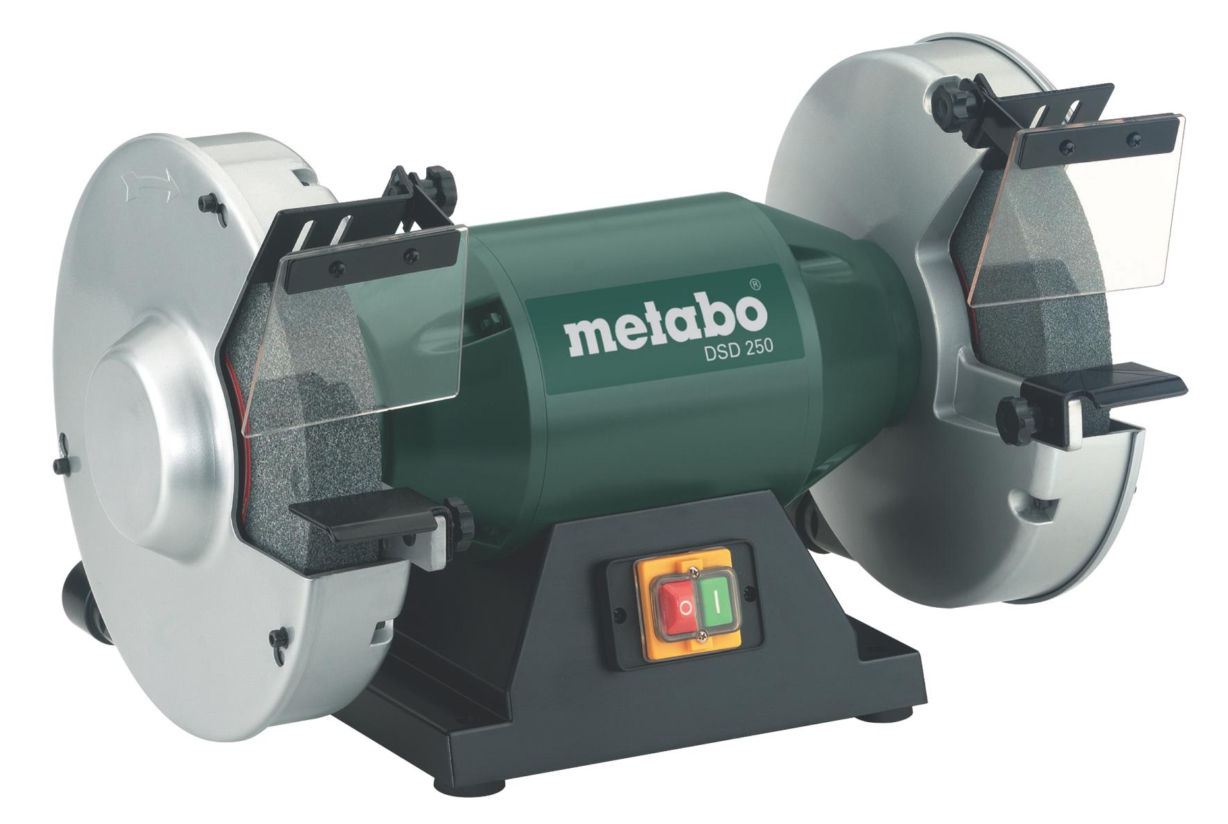 Точильный станок Metabo DSD 250  delta lux нтс4 250 настольный точильный станок
