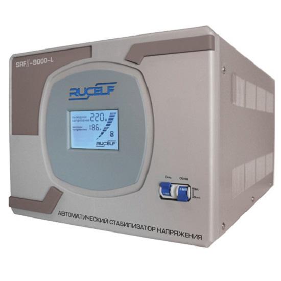 Стабилизатор RUCELF SRFII-9000-L