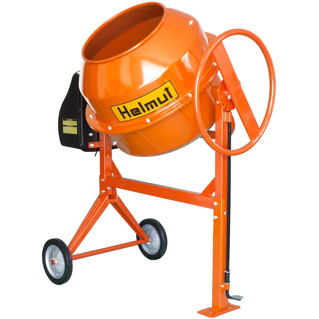 Бетоносмеситель Helmut CM160  бетоносмеситель электрический helmut bm180