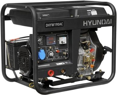 Бензогенератор Hyundai HYW 190AC