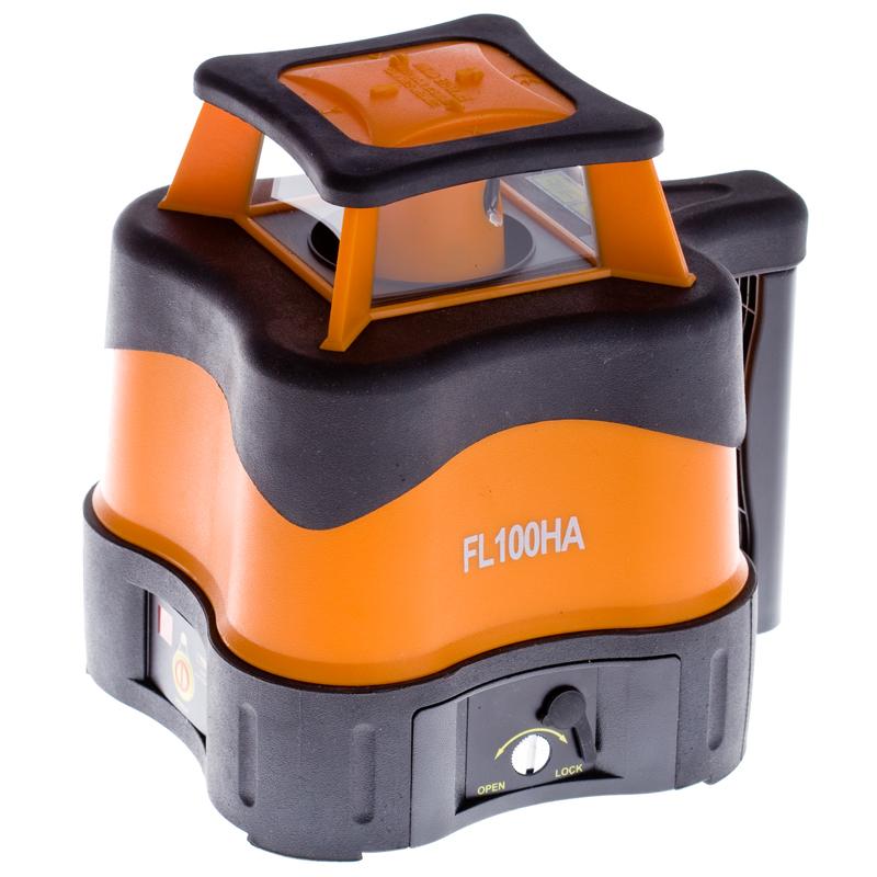 Лазерный нивелир geo-Fennel FL 100 HA  лазерный нивелир geo fennel fl 210 a
