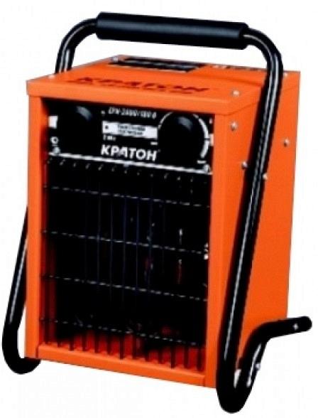Электрическая тепловая пушка КРАТОН EPH-2000/180 B тепловая пушка aurora heat plus 2000 mini