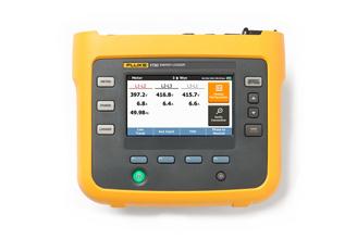 Регистратор электроэнергии Fluke 1730/BASIC регистратор качества электроэнергии fluke 1760 basic