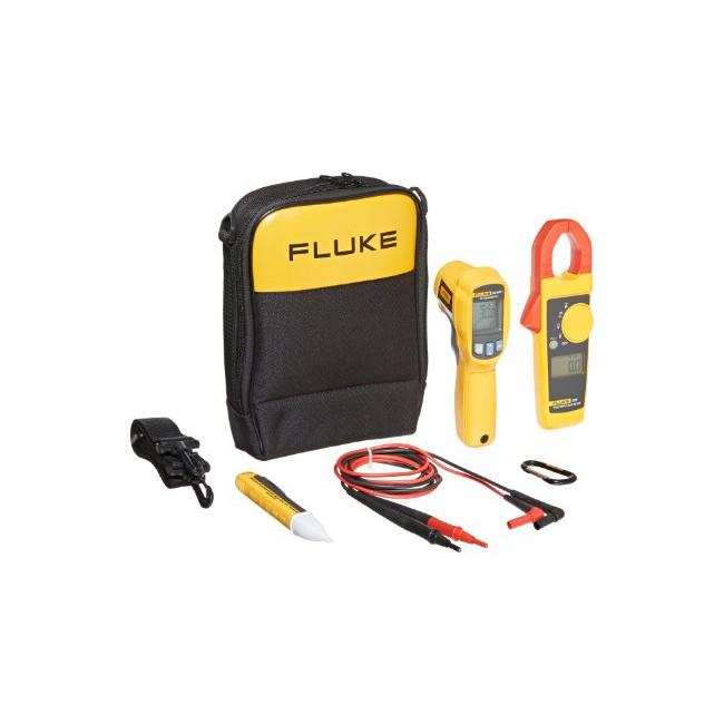 Набор Fluke FL62MAX+/323/1AC набор fluke toolkit ru