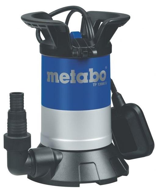 Погружной насос Metabo TP 13000 S насос metabo tdp 7501 s 1000вт 0250750100