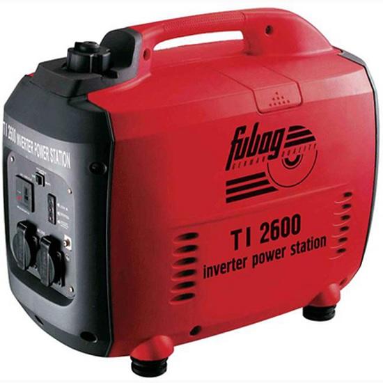 Инверторный генератор Fubag TI 2600  инверторный генератор fubag ti 7000