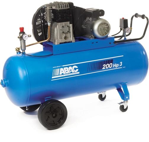 Ременный компрессор ABAC B4900 200 CT4