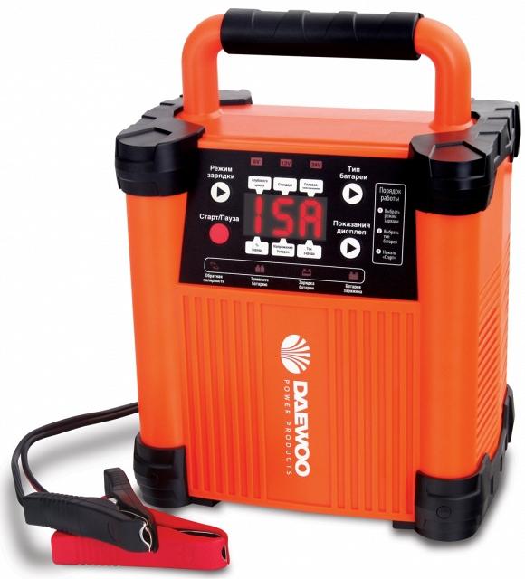 Зарядное устройство DAEWOO DW1500  цены