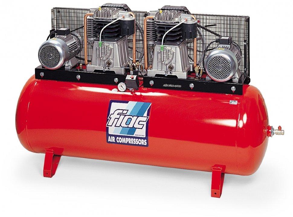 Компрессор ременной Fiac ABT 500-1700WB поршневой компрессор fiac abt 500 1350