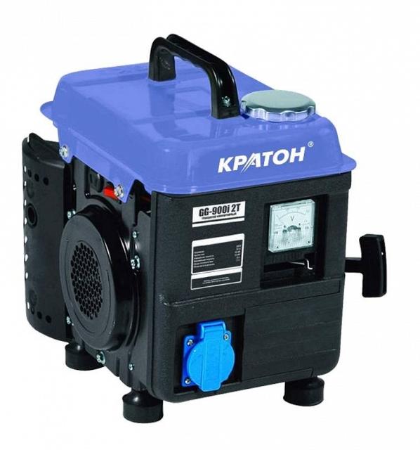 Инверторный генератор КРАТОН GG-900i 2T