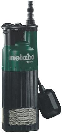 Погружной насос Metabo TDP 7501 S  насос погружной metabo tpf 7000 s