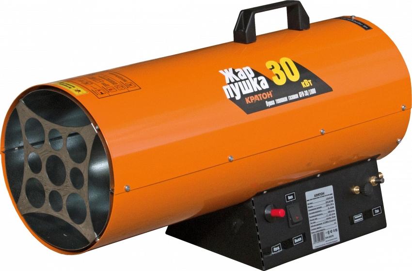 Газовая тепловая пушка КРАТОН GFH-30/1000 teka gfh 73