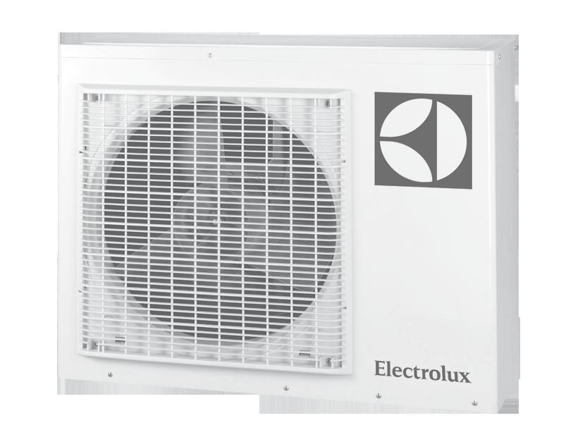 Блок внешний Electrolux EACS-07HG-B/N3/out  electrolux eacs 07hg n3 black