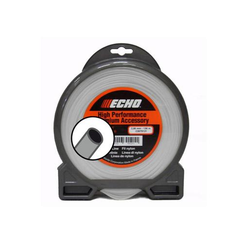 Корд трим. Titanium Power Line 2,5мм*191м (квадрат) ECHO  корд трим champion square twist duo 3 0мм 168м витой квадрат
