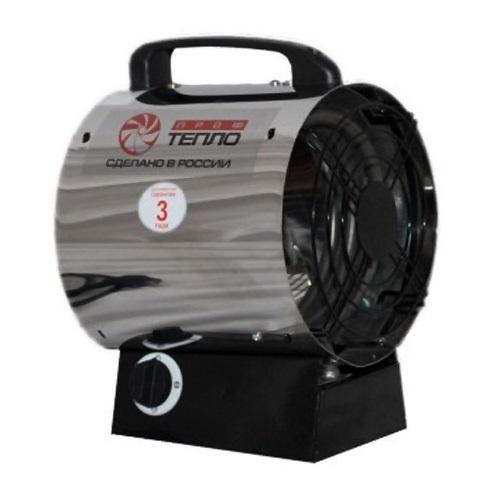 Тепловентилятор ПрофТепло ТТ-3 нерж тепловентилятор диолд тп 3 01э д 30041080