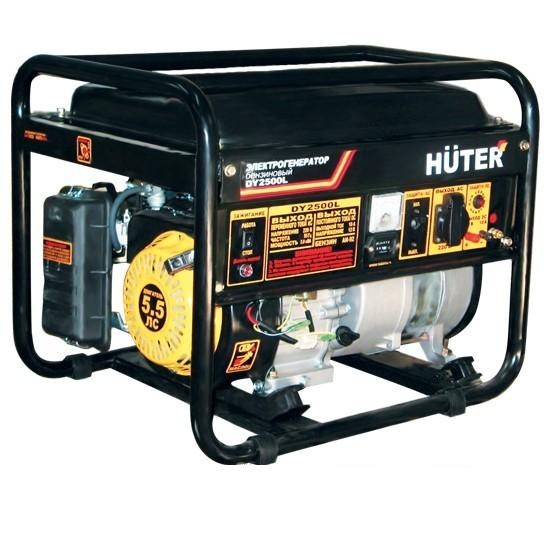 Генератор бензиновый Huter DY2500L huter dy2500l